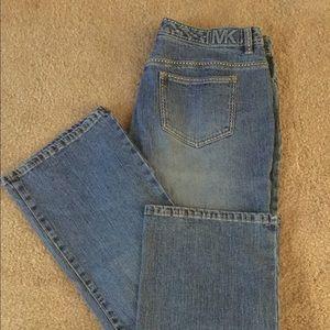 Ladies Michael Kors Jeans size 10/33. Length is 31